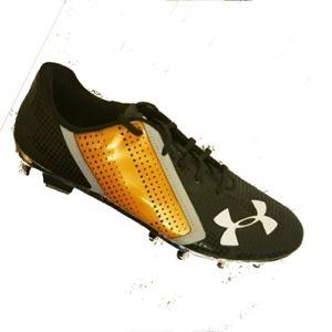 New Under Armour Blur MC Size 15 Football Cleats
